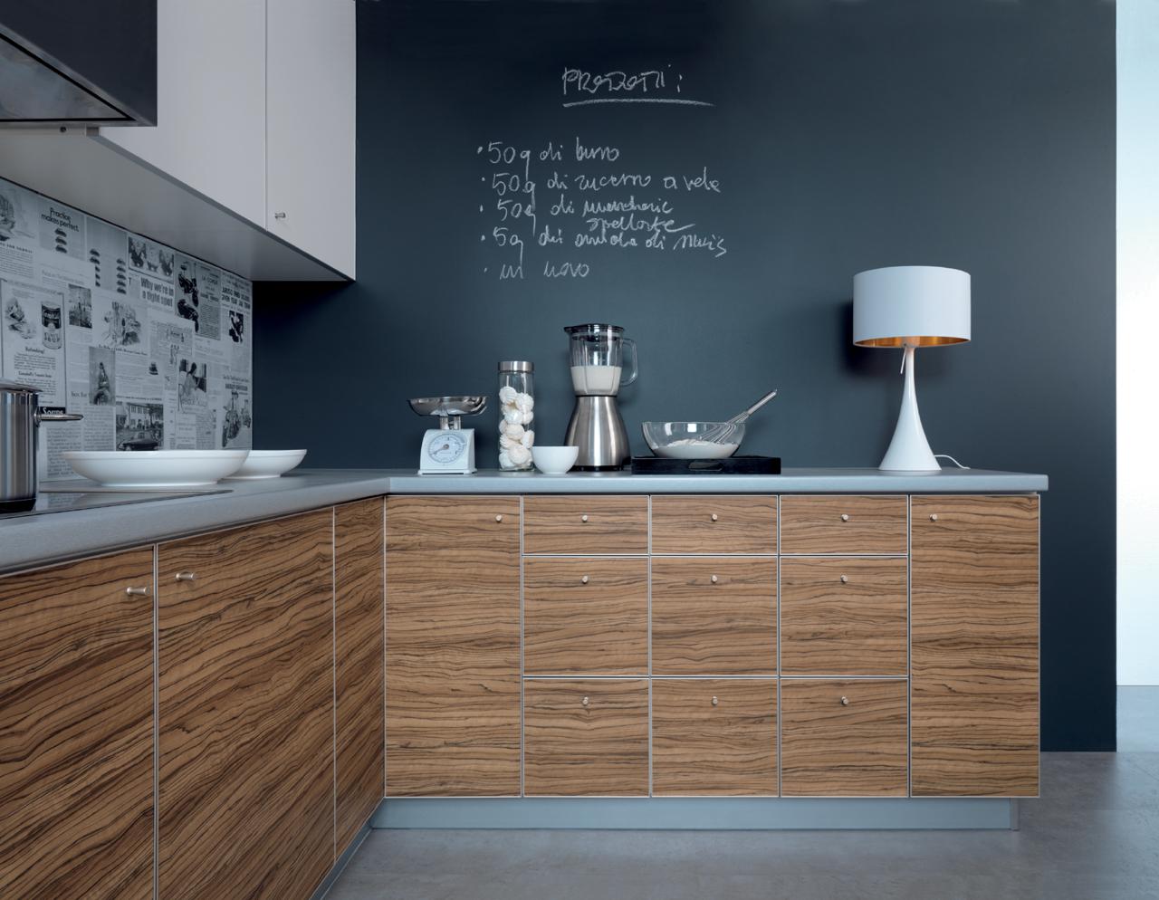 k chenzeile einbauk che erweiterbar weiss zebrano fronten ebay. Black Bedroom Furniture Sets. Home Design Ideas